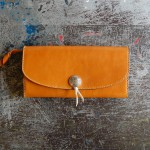 Long Wallet 03-CONCHO-ORANGE