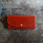 Long Wallet 03 -LIGHT BROWN