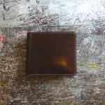 Short Wallet 01-BROWN-