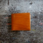 Short Wallet 01-ORANGE-