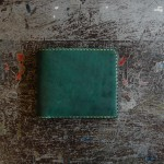 Short Wallet 02-GREEN-